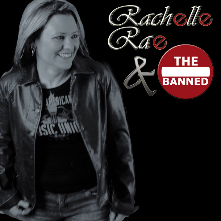 Rachelle Rae and The Banned Poster